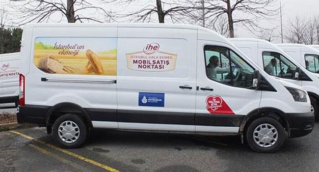 Tarım ve Orman Bakanlığı mobil ekmek büfelerini yasakladı
