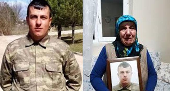 Askerde intihar ederek öldüğü kayıtlara geçmişti; baba konuştu: 'Oğlumu öldürdüler'