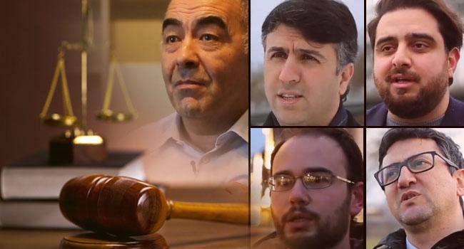Tehlike Altındaki Avukatlar anlattılar