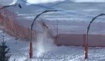 Kayak Dünya Kupası'nda iki talihsiz kaza