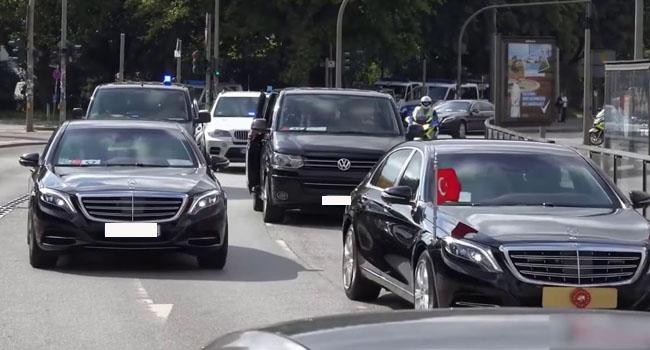 Saraydan Volkswagen'e gizli ambargo talimatı
