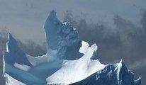 Dünyanın en büyük buzdağından büyük bir parça daha koptu