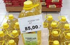 Sıvı yağda ithalatçı firmaya 7 milyon dolar, yerli çiftçiye 4 lira