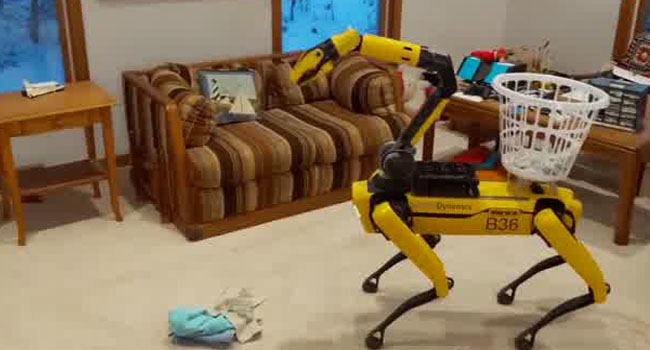 Boston Dynamics'in robotları her geçen gün akıllanıyor