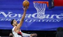 NBA'de Türk derbisi: Enes Kanter zaferi Boğaziçililere armağan etti