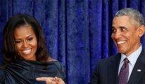 Obama çifti film yapımcısı oldu