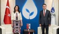 HDP'den DEVA Partisine ziyaret