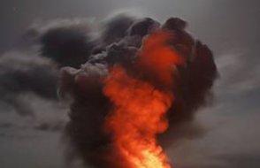 Irak'taki ABD üssüne roketli saldırı düzenlendi