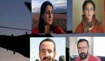 Van'da köylülerin helikopterden itildiğini yazan gazetecilerin iddianamesinden yeni