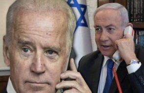 Biden İsrail'e destek çıktı: Kayda değer bir aşırılık yok