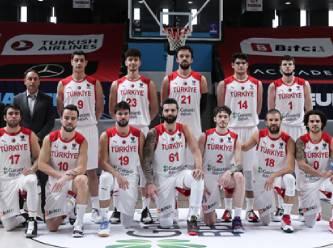 A Milli Erkek Basketbol Takımı, Avrupa Şampiyonası'nda