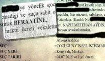 İşte Türkiye'yi özetleyen dava : İki çocuğu tacizden 16 yıl alan Sanık bakın nasıl tahliye oldu
