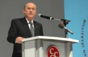 Bahçeli'den 'provokatör' açıklaması