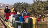Rusların Kuzey Kore'den dönüş anları gündem oldu