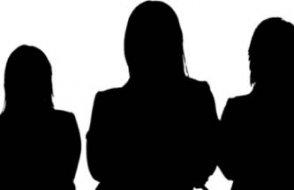 'İşte Erdoğan'ın önündeki üç kadın engel'