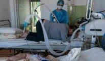 Covid-19 hastalarının tedavi gördüğü hastanede patlama