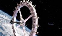 400 kişi kapasiteli uzay oteli kapılarını açmaya hazırlanıyor