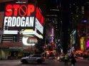 Newyork'taki 'Stop Erdoğan'a Ankara'da  jet soruşturma