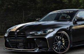 2021 BMW M3 Sedan'a Manhart dokunuşu