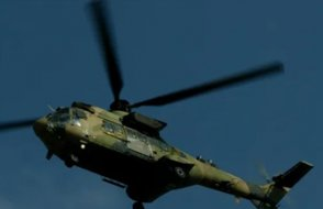 Bitlis'te askeri helikopter düştü:  biri korgeneral 11 asker şehit oldu, 2 asker yaralandı
