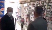 Kaymakamdan şov baskını: Çay içen çalışanlara ceza yazdırdı