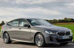 İşte BMW 6 Serisi Gran Turismo