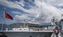Çin dünyanın en büyük donanmasına sahip oldu