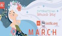 IFLC'den Kadınlar Günü'ne özel Doodle