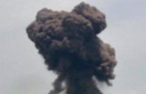 Mühimmat deposundaki dev patlamada ölenlerin sayısı 98'e çıktı