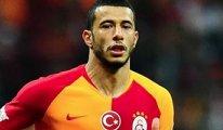 Yönetimi eleştirmişti .. Galatasaray, Belhanda'nın sözleşmesini feshetti