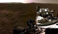 Mars kaşifi Perseverance'ın gönderdiği ses kaydı yayınlandı