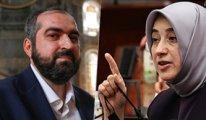 AKP'li Özlem Zengin ile Ayasofya imamı birbirine girdi