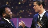 Pele'nin rekorunu kırdı, artık kral Ronaldo