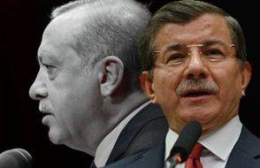 Davutoğlu'ndan Erdoğan'a sert sözler