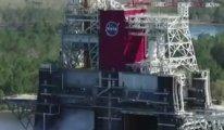 NASA, SLS roketini başarıyla test etti