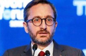 AYM onayladı: 83 milyonun bütün verileri artık Fahrettin Altun'un elinde