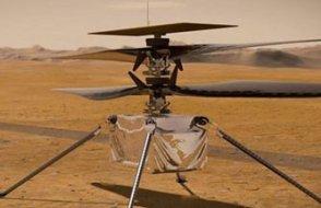 NASA'dan Mars'ta devrim niteliğinde adım