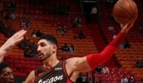 NBA'de Enes Kanter'in rekorlar gecesi