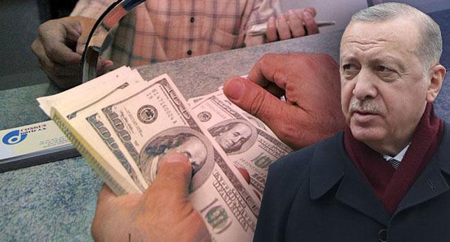 Vatandaş 'bir çılgınlık' bekliyor: Dolara hücum var