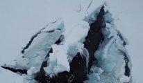 3 nükleer denizaltı buzun altından aynı anda yüzeye çıktı