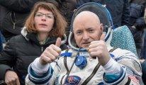 Uzayda bir yıl kalan astronotun kalbi küçüldü