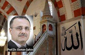 [Prof. Dr. Osman Şahin ] Bu Hizmet'in bir sahibi var, Sen kendini kurtarmaya bak
