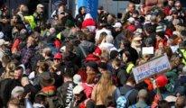 Almanya'da Covid-19 protestosu