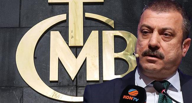 Merkez Bankası Başkanı Kavcıoğlu'ndan 128 milyar dolar itirafı