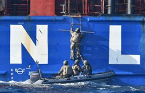 Almanlardan sonra Fransızlardan Türk gemisinde arama