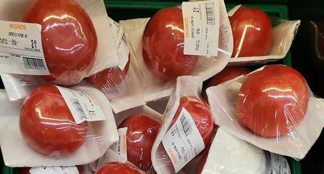 Ne zamandan beri bir domates 2, 3 TL