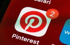 Türkiye'de Pinterest ile ilgili yeni karar