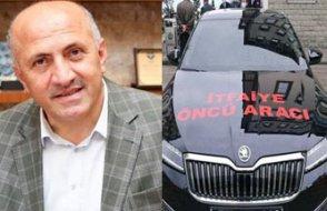 MHP'li Belediye Başkanı, itfaiye aracı diye makam aracı aldı