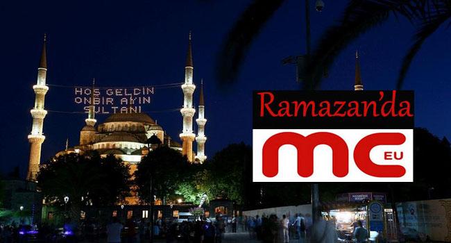 Ramazan MC EU TV'de ayrı bir anlam kazanacak