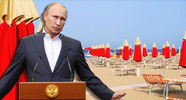 Ekonomiye son darbeyi Putin vurdu